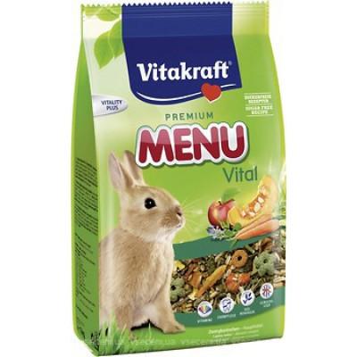 Vitakraft (Вітакрафт) Menu Корм для кроликів 1 кг