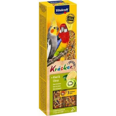 Vitakraft (Вітакрафт) Крекер для середніх папуг з ківі 2 шт