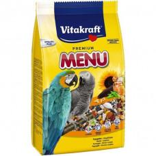 Vitakraft Ara Menu Ара Меню корм для великих папуг 1 кг