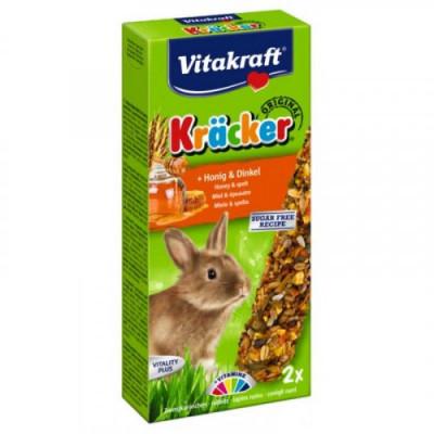 Vitakraft (Вітакрафт) Крекер для кроликів медовий 2 шт