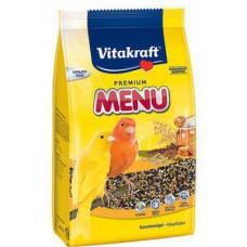 Vitakraft (Вітакрафт) Menu корм для канарок 500 гр