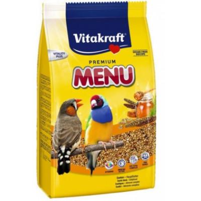 Vitakraft (Вітакрафт) Exotis корм для екзотичних птахів 500 гр