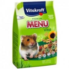 Vitakraft (Вітакрафт) Menu для хом'яків 400 гр