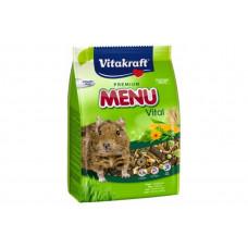 Vitakraft (Вітакрафт) Menu корм для дегу 600 гр