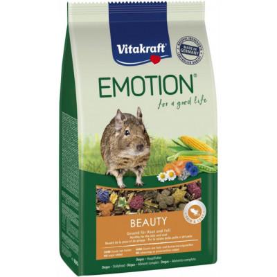 Vitakraft (Вітакрафт) Emotion Beauty корм для дегу 600 гр