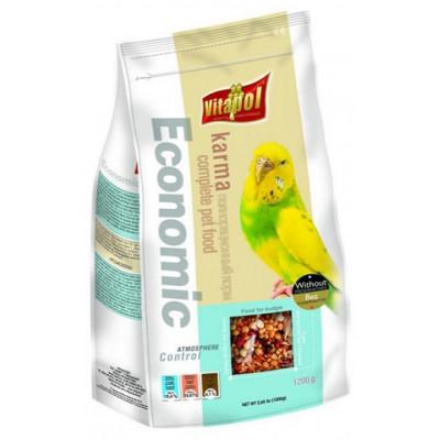 Vitapol Economic корм для хвилястих папужок