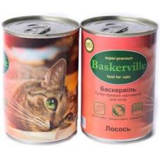 Baskerville (Баскервіль) Лосось для котів
