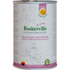 Baskerville Баскервиль Кабан и утка с тыквой