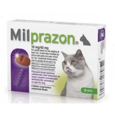 KRKA МІЛПРАЗОН - антигельмінтик для котів від 2 кг
