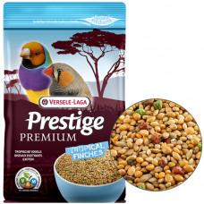 Versele-Laga Prestige Premium Tropical Finches ВЕРСЕЛЕ-ЛАГА ПРЕСТИЖ ПРЕМИУМ ТРОПИКАЛ полнорационный корм для тропических птиц