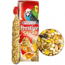 Versele-Laga Prestige Sticks Budgies Honey ВЕРСЕЛЕ-ЛАГА С МЕДОМ лакомство для волнистых попугаев, 2*30 гр