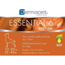 Dermoscent (Дермосцент) Essential-6 spot-on Краплі для догляду за шкірою і шерстю собак