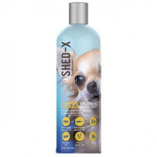 SynergyLabs Shed-X Dog СИНЕРДЖИ ЛАБС ШЕД-ИКС ДОГ добавка для шерсти собак, против линьки