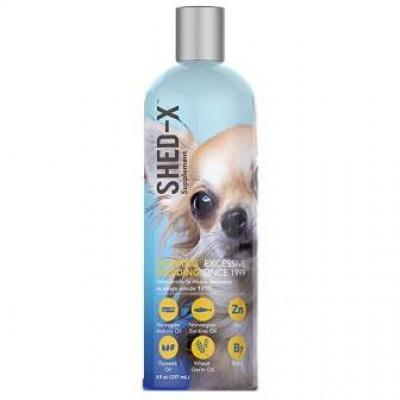 купити SynergyLabs Shed-X Dog СИНЕРДЖИ ЛАБС ШЕД-ИКС ДОГ добавка для шерсти собак, против линьки в Одеси