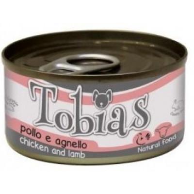 купити TOBIAS для собак с курицей и ягненком в Одеси