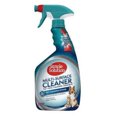 купити Simple Solution Multi-Surface Cleaner для видалення плям і запахів з поверхонь, 945мл в Одеси