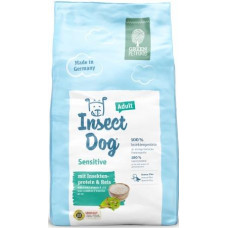 Green PetFood InsectDog Sensitive Adult, гипоалергенний корм з протеїном з комах і рисом