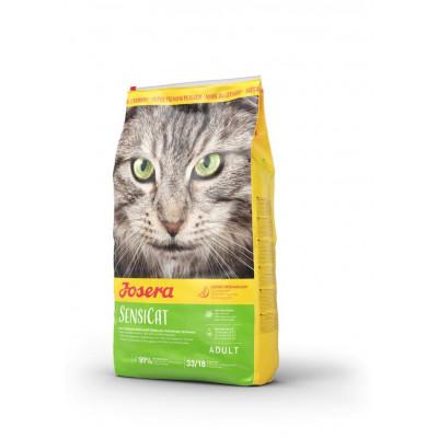 Josera Sensicat для кошек с чувствительным пищеварением
