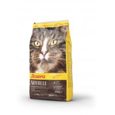 Josera NATURELLE беззерновой корм для стерилізованих кішок з фореллю і сочевицею