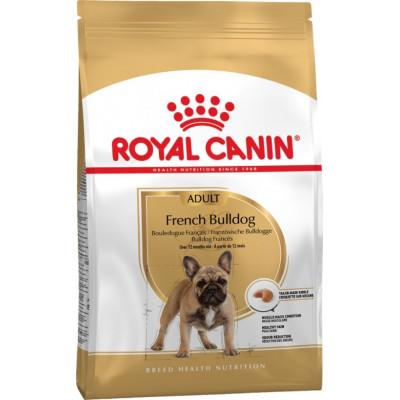 купити Royal Canin French Bulldog Adult для собак породы Французский бульдог в Одеси