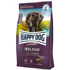 Happy Dog Sensible Irland для дорослих собак з чутливим травленням з кроликом та лососем