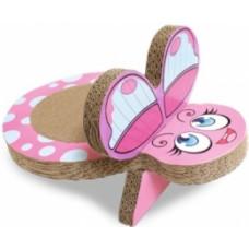 Croci Когтеточка Метелик, гофрований картон 25x38x20 см