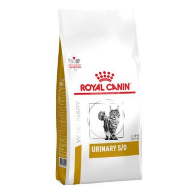 Royal Canin Urinary S/O Заболевания дистального отдела мочевыделительной системы