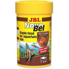 JBL NovoBel основной корм в форме хлопьев для аквариумных рыб