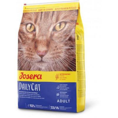Josera DailyCat беззерновой сухой корм для взрослых кошек и котов