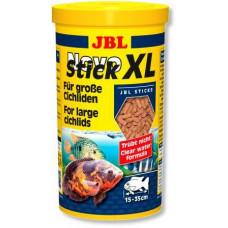 JBL NovoStick XL основной корм в форме гранул для крупных хищных цихлид