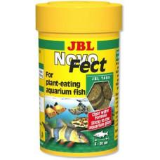 JBL NovoFect корм в форме таблеток для растительноядных рыб, 1л