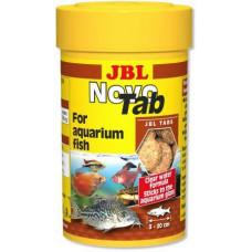 JBL NovoTab основной корм в форме таблеток для любых аквариумных рыб