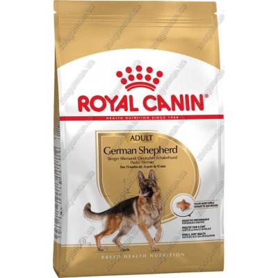 купити Royal Canin German Shepherd Adult для немецких овчарок в Одеси