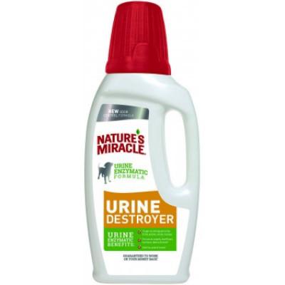 купити 8in1 Urine Destroyer - Quart Уничтожитель пятен и запахов мочи для собак 946 мл в Одеси