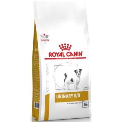 купити Royal Canin DOG Urinary S/O Small Dog корм для собак вагою до 10 кг, при захворюваннях нижніх сечовивідних шляхів в Одеси
