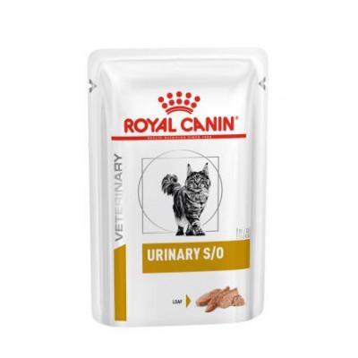 купити Royal Canin URINARY (Паштет) для котів при захворюваннях нижніх сечовивідних шляхів в Одеси