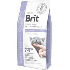 Brit Veterinary Diet Cat Grain free Gastrointestinal беззерновая диета при остром и хроническом гастроэнтерите