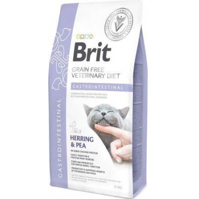 купити Brit Veterinary Diet Cat Grain free Gastrointestinal беззерновая диета при остром и хроническом гастроэнтерите в Одеси