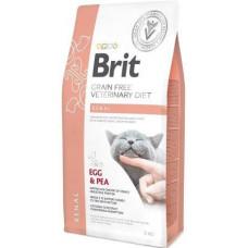 Brit Veterinary Diet Cat Grain free Renal беззерновая диета при хронической почечной недостаточности