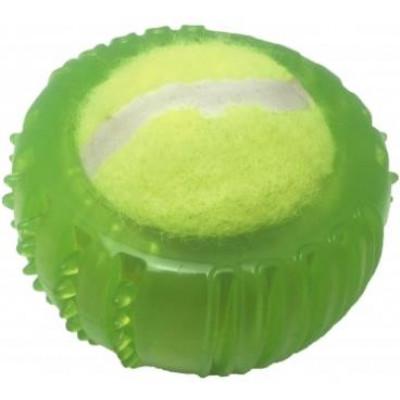 Croci Взрывной теннисный мяч,резина/силикон,8,5х7 см