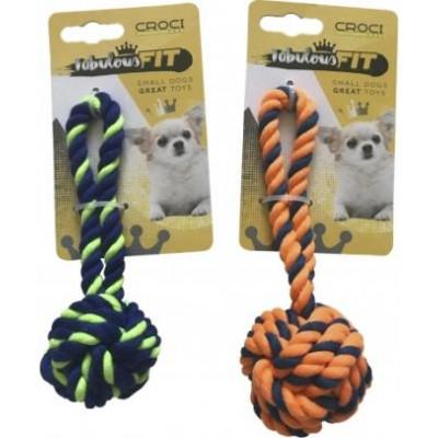 купити Croci плетений м'яч з каната, тканина, 16 см в Одеси