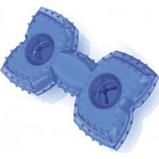 Croci FRESH Кость, охлаждающая (заморозка) резина  15x10,5x3,8 см