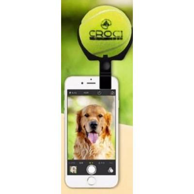 купити Croci клипса на телефон + мяч, для фото d 6.5 см в Одеси