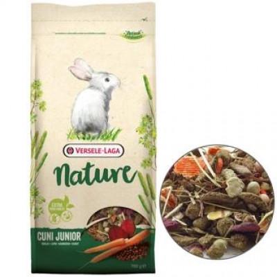 купити Versele-Laga Nature НАТЮР КРОЛЬЧАТА (Cuni Junior) суперпремиум беззерновой корм для крольчат в Одеси
