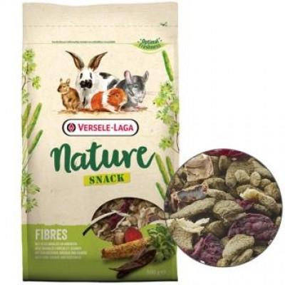 купити Versele-Laga Nature Snack Fibres ВЕРСЕЛЕ-ЛАГА НАТЮР СНЕК КЛЕТЧАТКА дополнительный корм для грызунов в Одеси