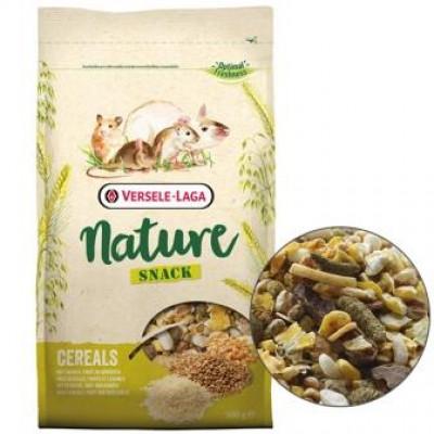 купити Versele-Laga Nature Snack Cereals ВЕРСЕЛЕ-ЛАГА НАТЮР СНЕК ЗЛАКИ дополнительный корм для грызунов в Одеси