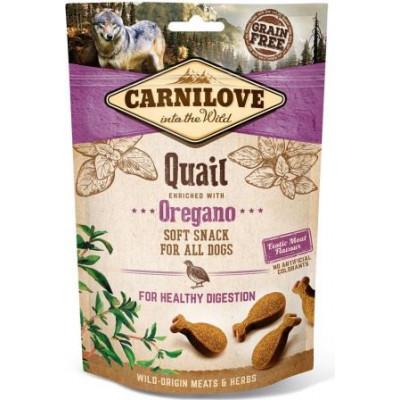 Carnilove Dog Quail & Oregano лакомство для собак,перепел и орегано 200 гр