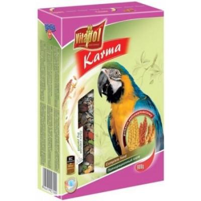 купити Vitapol Karma полнорационный корм для крупных попугаев, 900 гр в Одеси