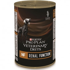 PRO PLAN VETERINARY DIETS NF RENAL FUNCTION для собак при патологии почек, 12*400гр