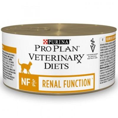 купити PRO PLAN VETERINARY DIETS NF RENAL FUNCTION для кошек при патологии почек, 24*195г в Одеси